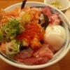 北新地【秋やま】「キングオブ海鮮丼」レベル高すぎ!丼の中が宝石箱や~!