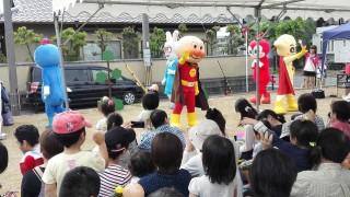 アンパンマンショー、動物園・・ベタなGWを満喫(^-^;) 締めはガスト