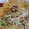 三宮【ヌードルダイニング 道麺 】ウマい担々麺の基準はココ!ゴマの香りがたまらん!