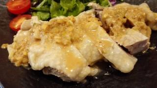 元町【鶏バル】ごまソースが絶妙に絡む棒々鶏ランチをサクッと頂く!