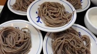 六甲道【花水木】神戸で味わえる本格出石そば!コシが強くて歯ごたえよろし!