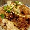 三宮【ご縁家】甘辛いタレが染みこんだ絶品の鶏丼「やみつき丼」がウマい件!